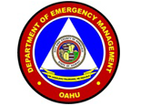 Honolulu Department of Emergency Management Logo